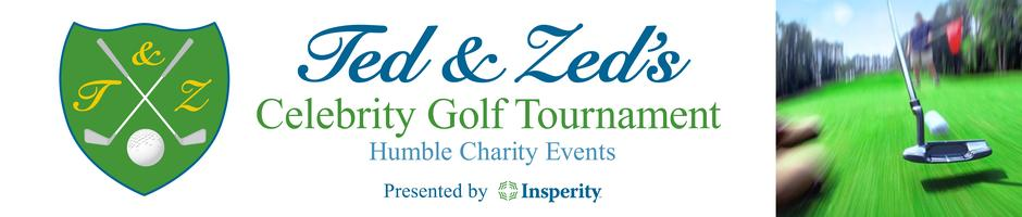 Ted & Zed's Celebrity Golf Tournament